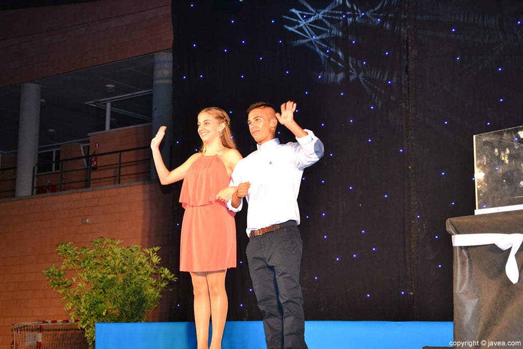 Presentación de los Quintos de 2017