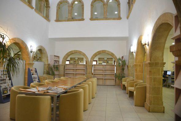 Biblioteca del Casco Antiguo
