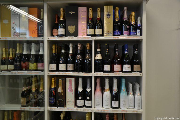 Champagne Celler Xàbia