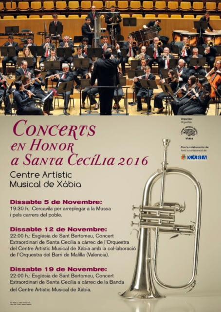 Concert Santa Cecilia