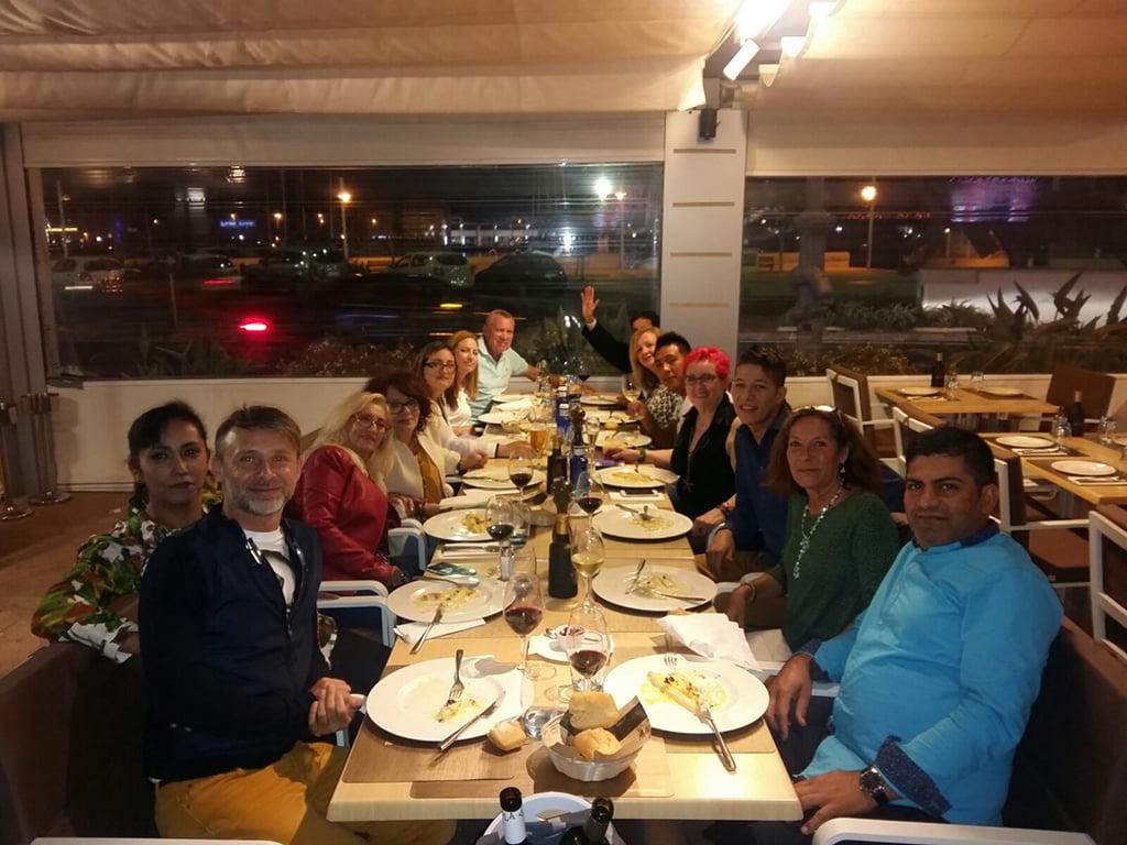 Equipo del Restaurante Castelló
