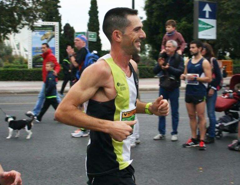 José Manuel García sonriente