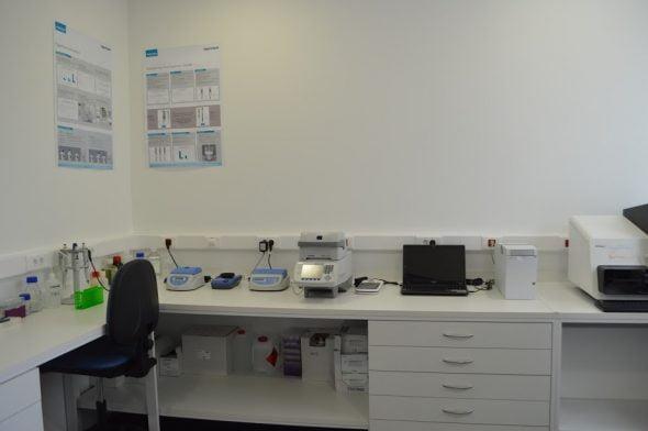 Laboratorio de Oncología