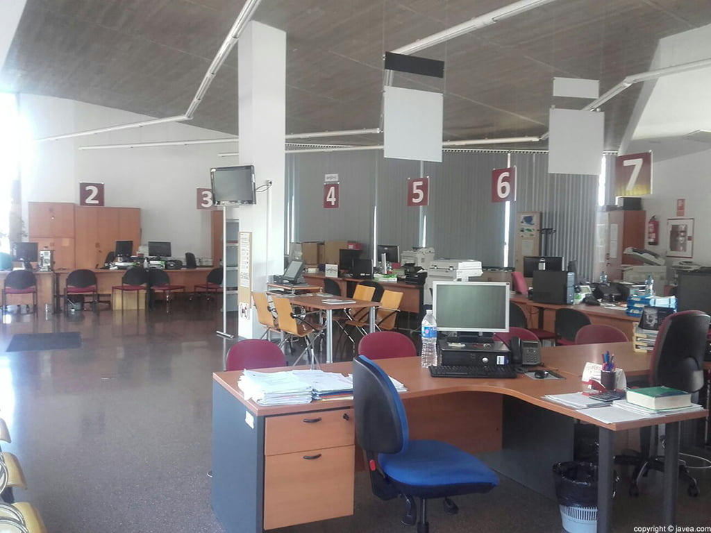 Oficina de atenci n al ciudadano j x for Oficina de empadronamiento