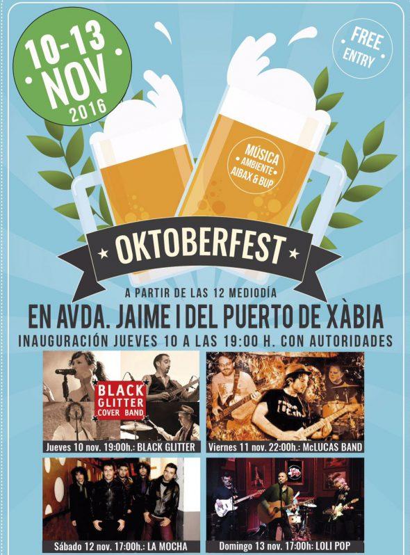 Oktoberfest Xàbia