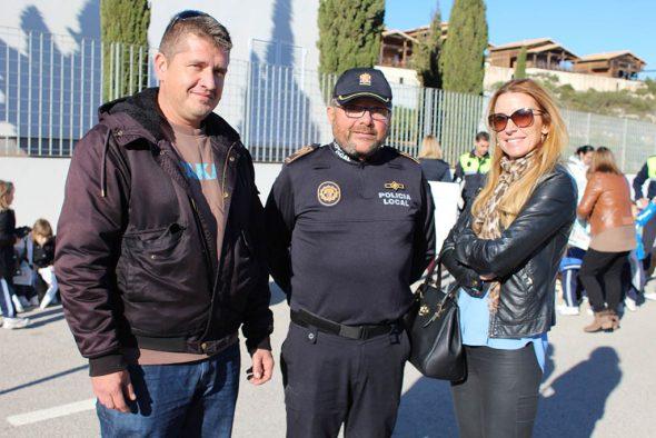 Policia Local da clases