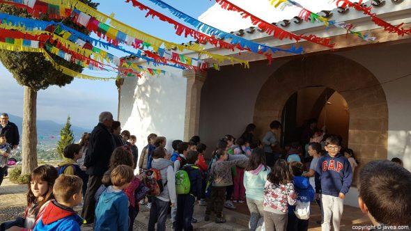 Scuola a Santa Llúcia