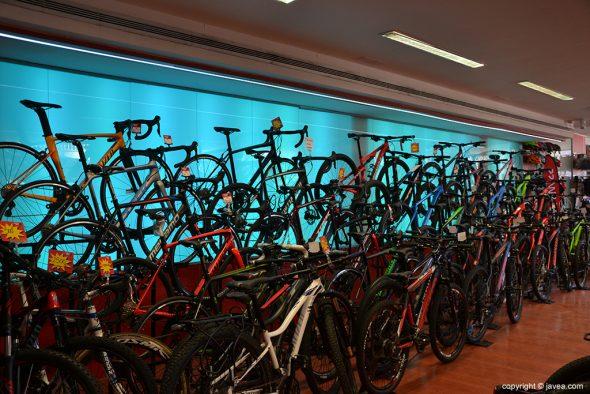 Bicicletas en Xabia's Bike