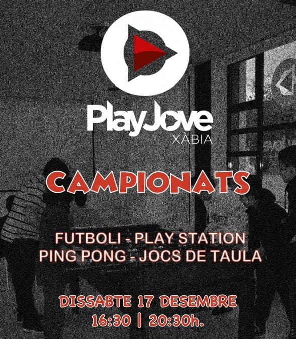 Campionat Play Jove