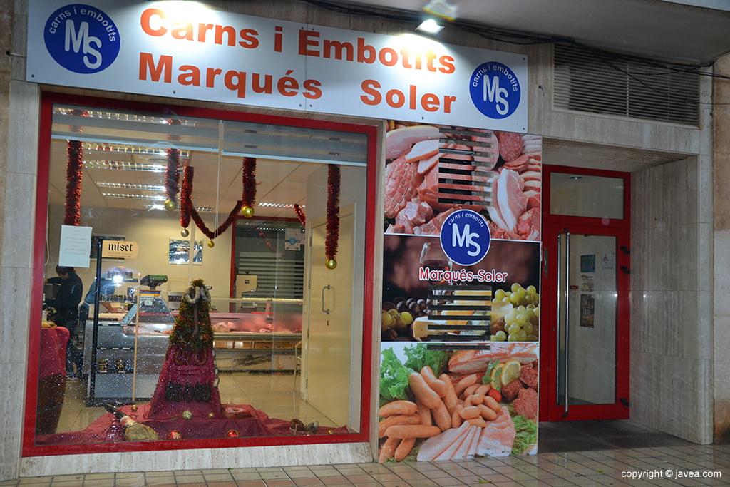 Carns i Embutits Marqués Soler