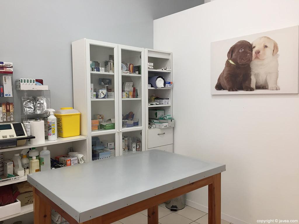 Centre Veterinari La Nau Sala