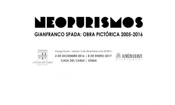Exposición Neopurismo
