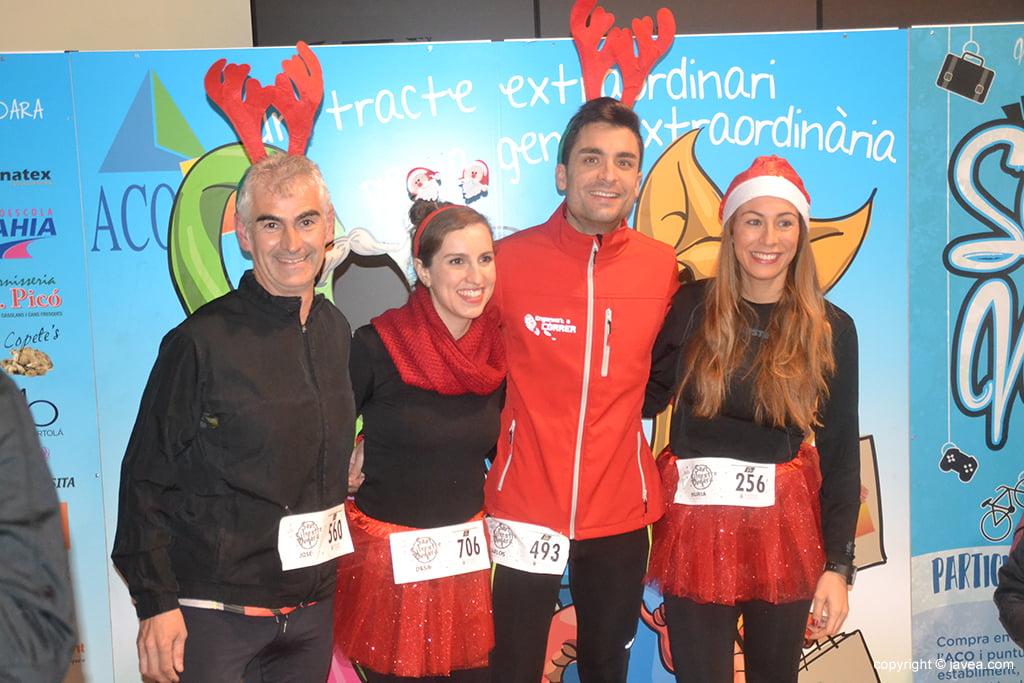 Joseph Desa, Carlos and Nuria