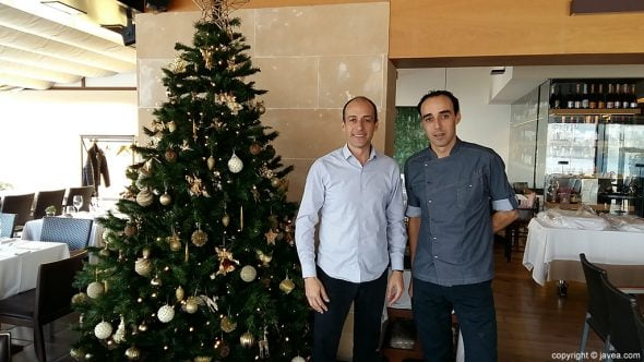 Los hermanos Alejandro Box y Sergio Box
