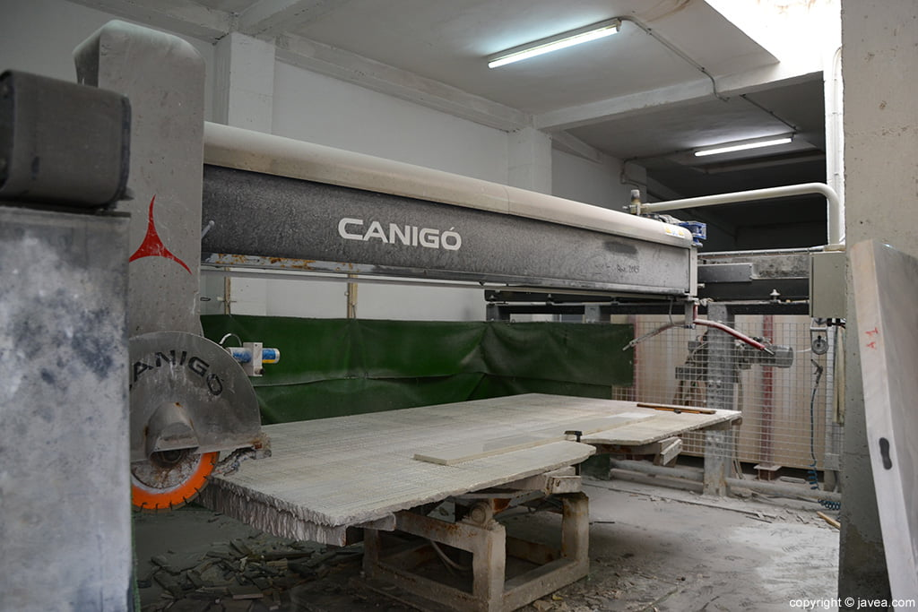 Maquinaria Mármoles Cardona