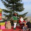 Papa Noel en Jávea