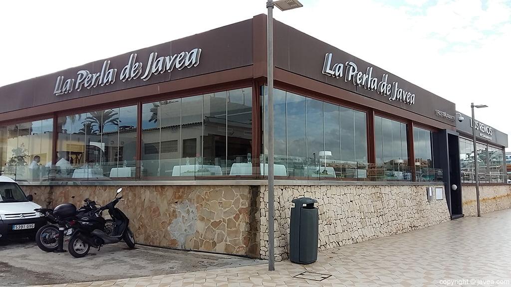 Lago taupo escritorio revisión  Restaurante La Perla de Jávea - Jávea.com | Xàbia.com