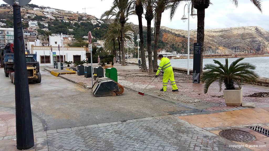 02 Limpieza paseos y vías públicas