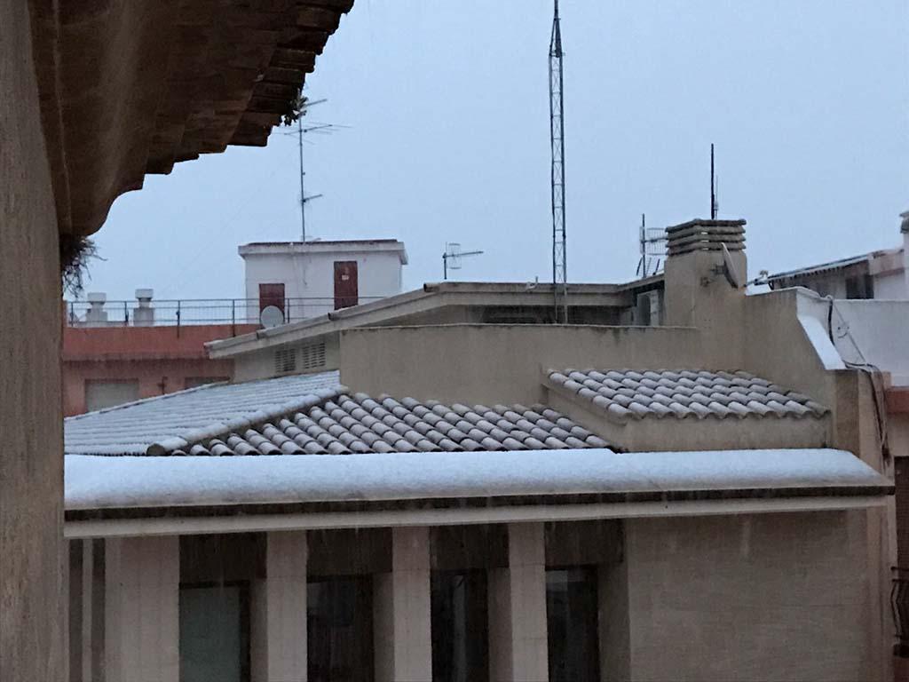03 Nieve en Xàbia