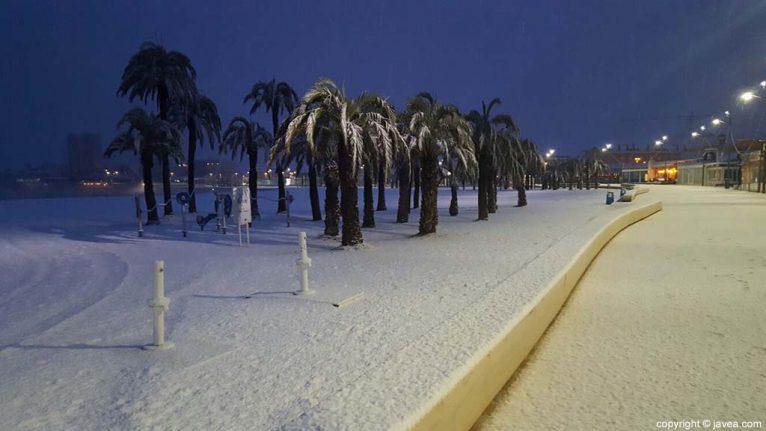 06 Nieve Xàbia