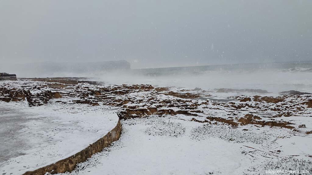 101 Nieve en Xàbia