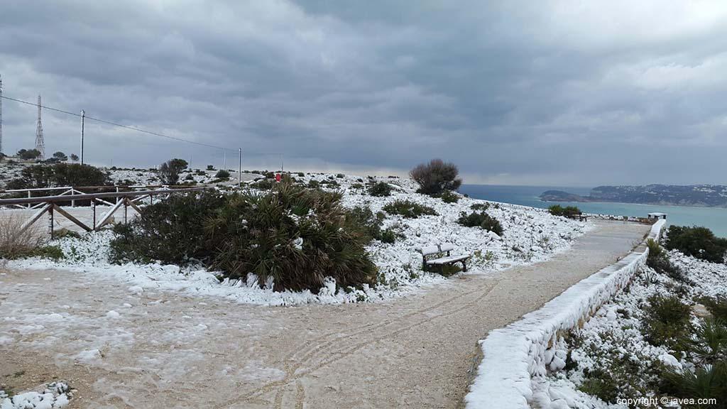 108 Nieve en Xàbia