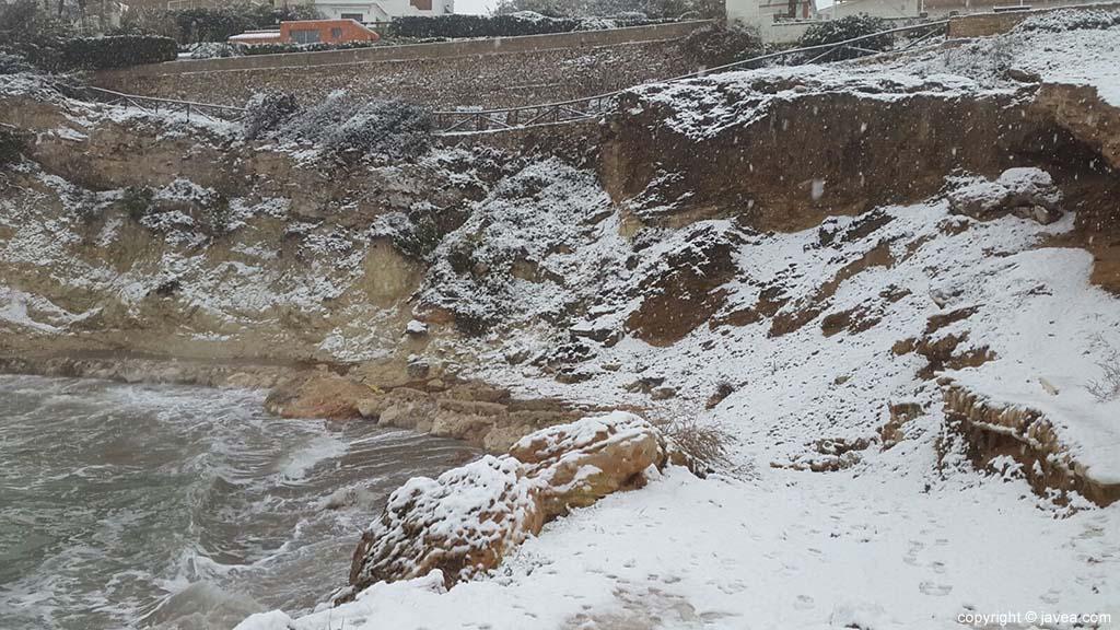 109 Nieve en Xàbia