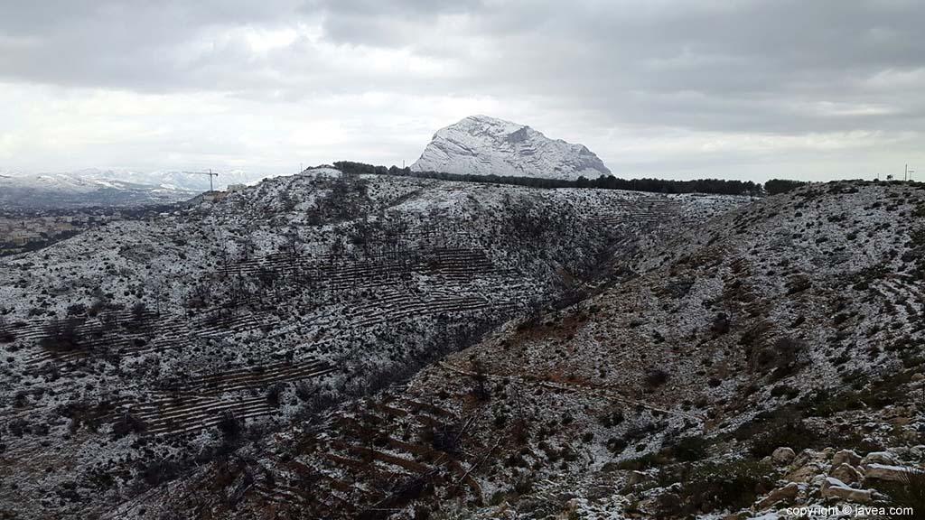 111 Nieve en Xàbia