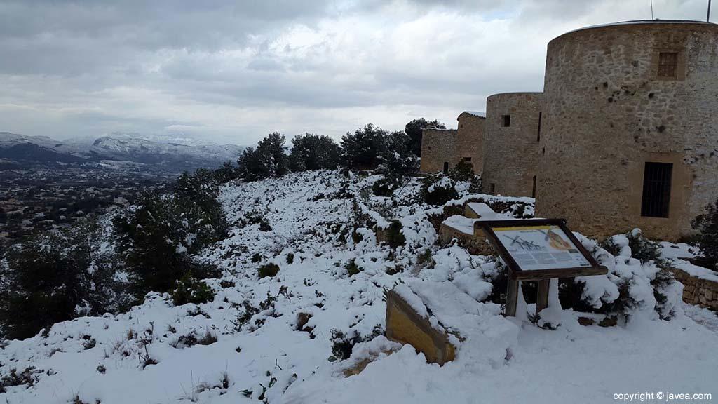 113 Nieve en Xàbia