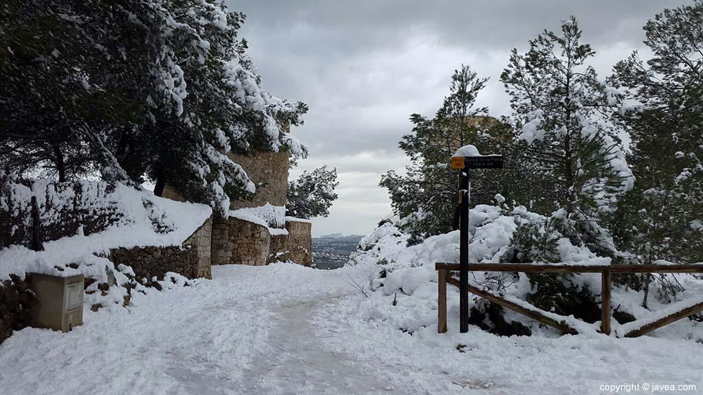 114 Nieve en Xàbia