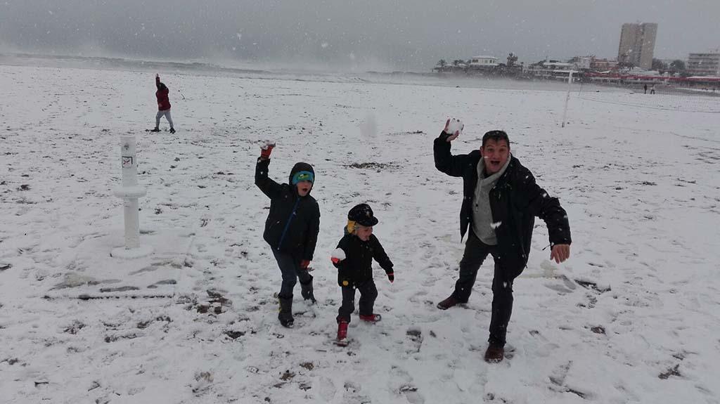 41 Nieve en Xàbia
