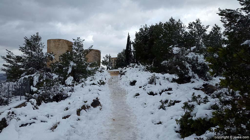90 Nieve en Xàbia