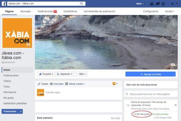 Facebook Javeacom