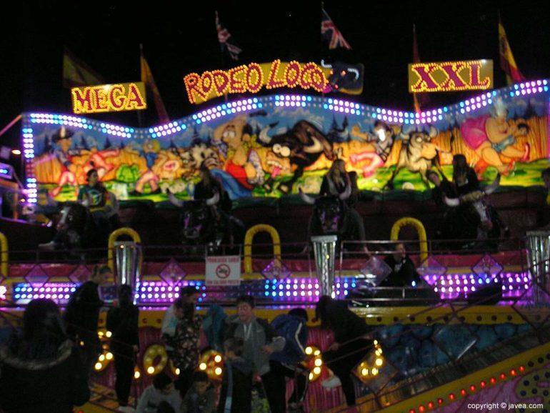 Feria atracciones 2016