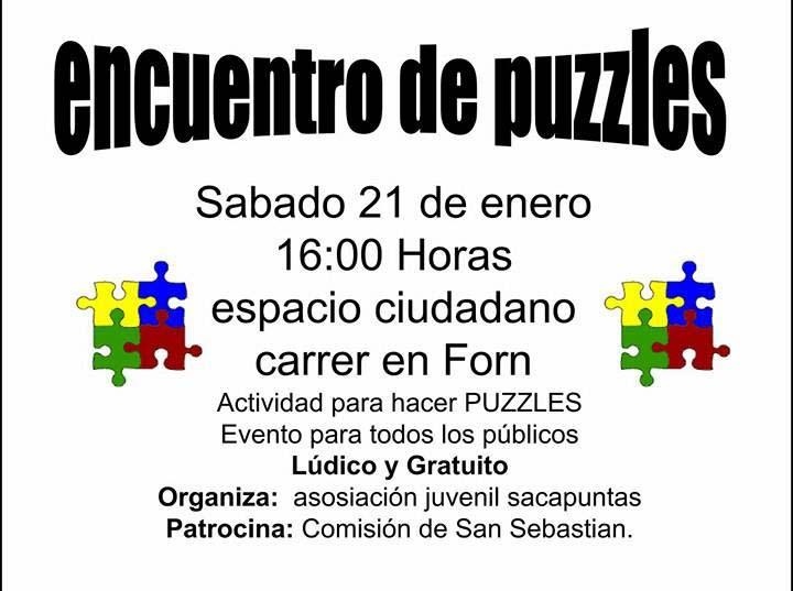 Encuentro de Puzzles