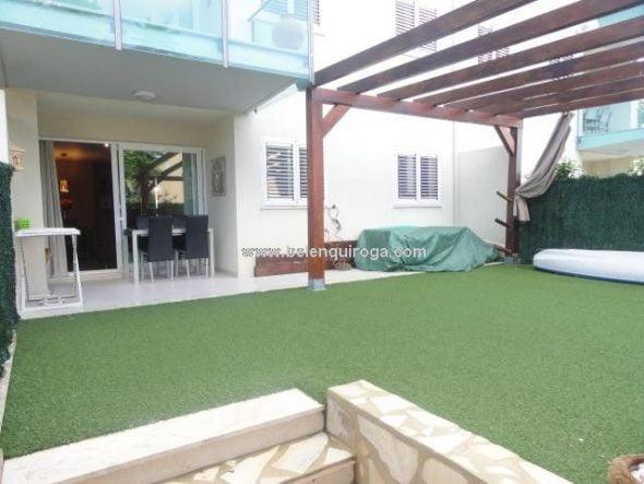 Terrassa i jardí Immobiliària Belen Quiroga