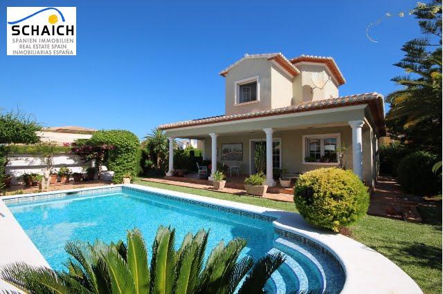Tu casa ideal con piscina y jard n privado est en stella - Busco trabajo en javea ...