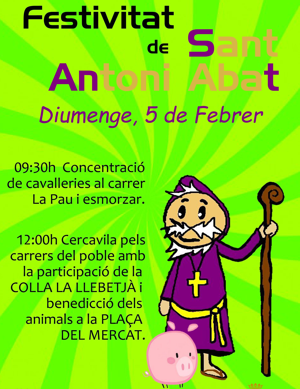 Día de Sant Antoni Benitatxell