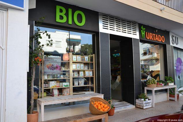 Bild: BIO HURTADO Eingang