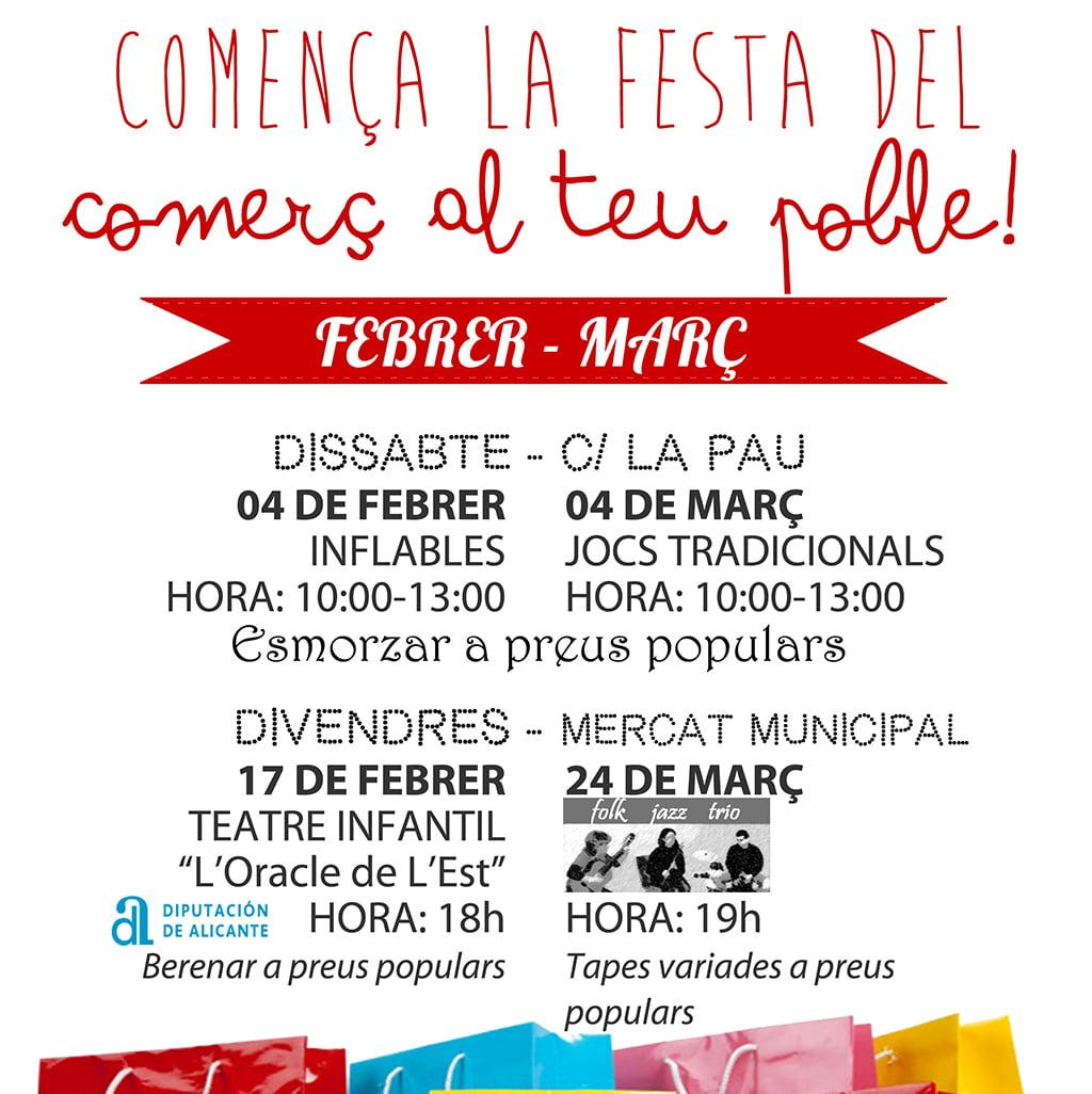 Fiesta del Comercio Benitatxell