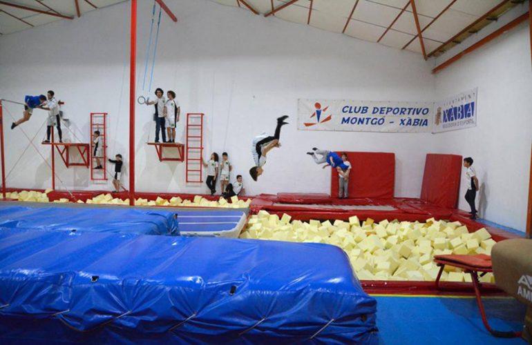 New facilities CD Montgó xàbia