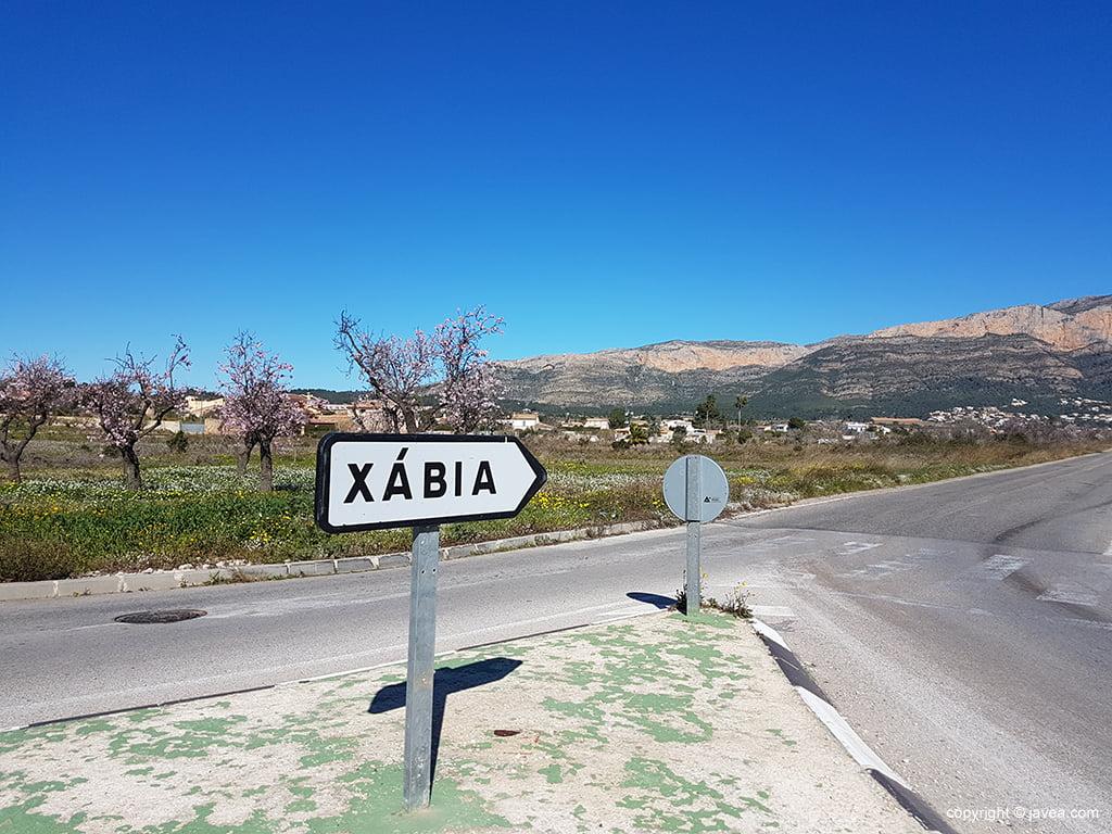 Carteles Jávea-Xàbia