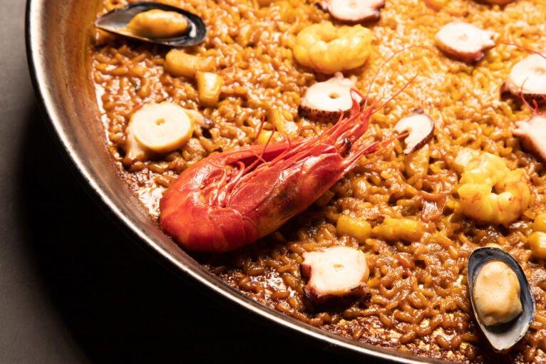 Arroz de marisco - Restaurante La Fontana
