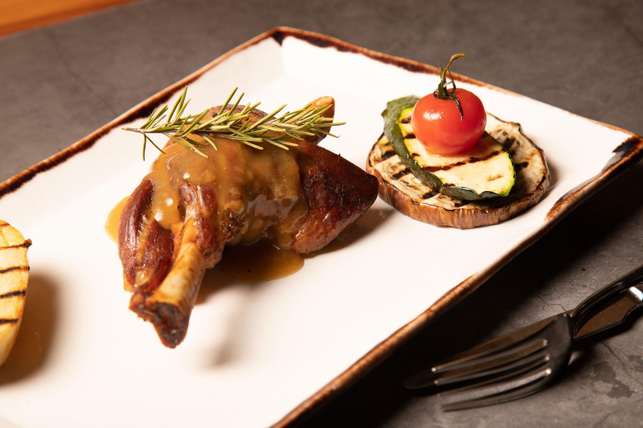 Carnes – Restaurante La Fontana