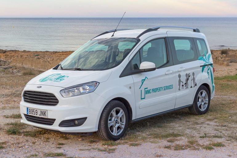 Cotxe MMC Property Services