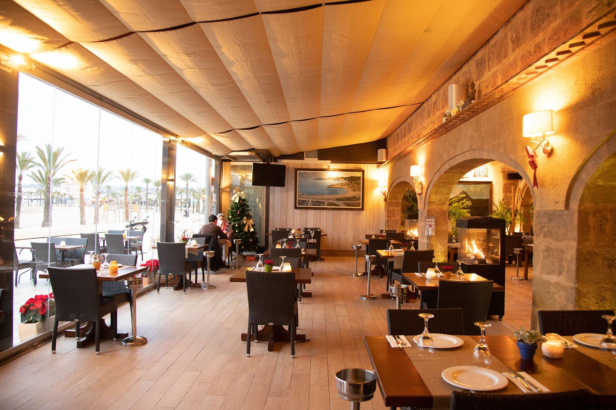 Comedor – Restaurante La Fontana