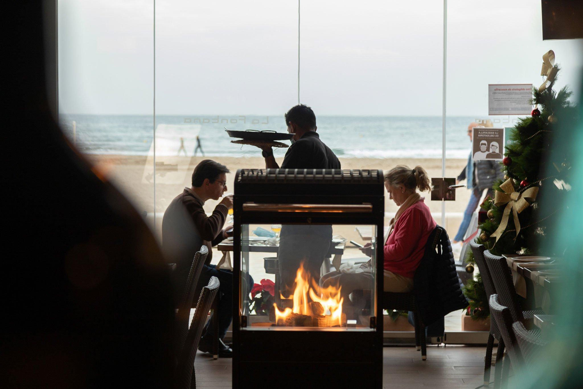 Comer al lado del mar en Jávea – Restaurante La Fontana
