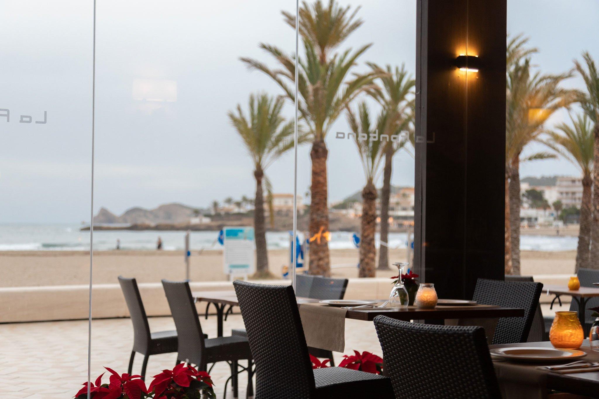 Comer con vistas al mar en Jávea – Restaurante La Fontana