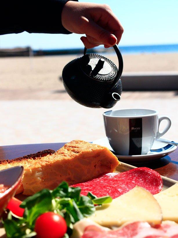 Desayunar en Jávea Restaurante La Fontana