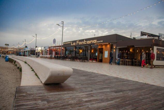 Imagen: Exterior de Restaurante La Fontana